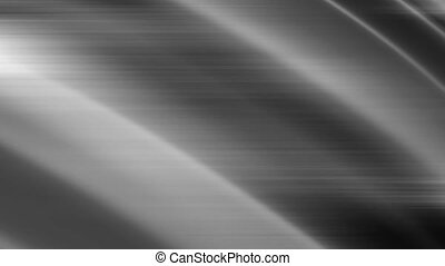 Black and White Abstract Loop