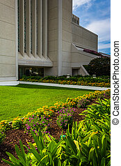 Garden and the Church of Jesus Christ of Latter-Day Saints...