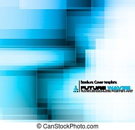 Modern Abstract background for Flyer Designs, Brochure...