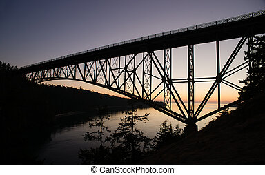 Puget Sound Deception Pass Fidalgo Whidbey Islands - The...