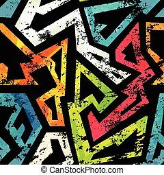 music seamless pattern - (eps 10 vector file)