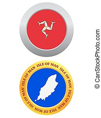 button as a symbol Isle of Man - button as a symbol Isle of...