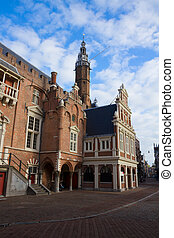 City Hall on the Grote Markt, Haarlem - City Hall on the...