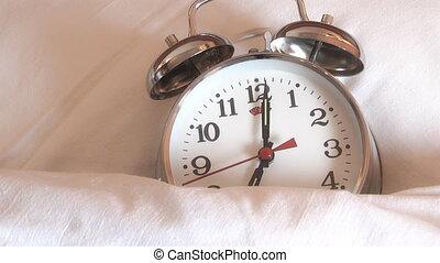Alarm Clock causes emotional stress