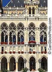 Rathaus Vienna Austria