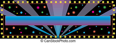 Party Banner - A party banner for a birthday or celebration...