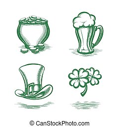 St Patricks Day Symbols