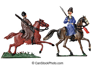 Cossacks Toy Soldiers