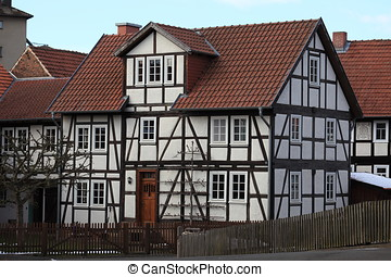 Historic House in Herleshausen