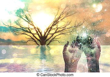 espiritual, Composição
