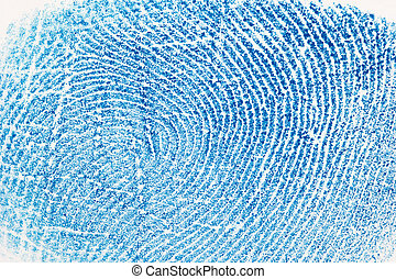 Fingerprint background