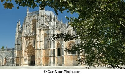Batalha Monastery, Portugal - The Monastery of Batalha, is a...