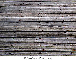 Wood - Detail of a wood plank board background