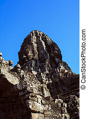 Angkor - Bayon Face