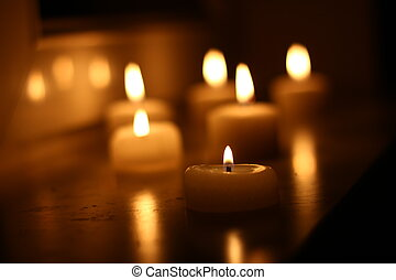 Candles, ,