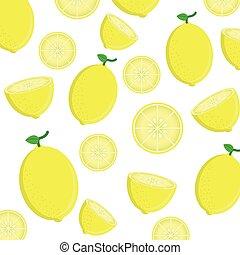 Fruits design, vector illustration.