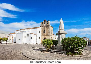 Faro Cathedral - The Cathedral of Faro (Se de Faro) is a...
