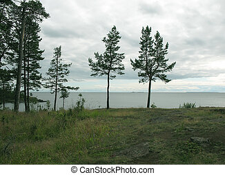 A beautiful island Valaam