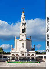 Sanctuary of Fatima - The Sanctuary of Fatima, which is also...