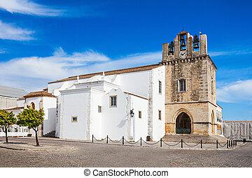 Faro Cathedral - The Cathedral of Faro Se de Faro is a Roman...
