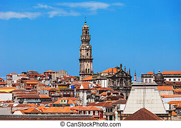 Clerigos Tower, Porto - Clerigos Tower Torre dos Clerigos,...