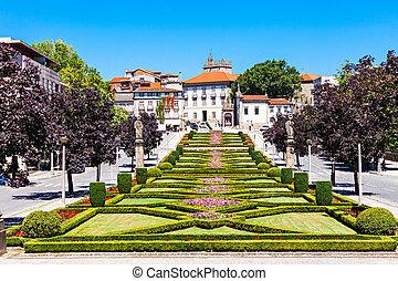 Garden in Guimaraes - Garden near Nossa Senhora Da...