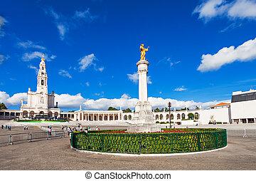 Sanctuary of Fatima - The Sanctuary of Fatima, which is also...