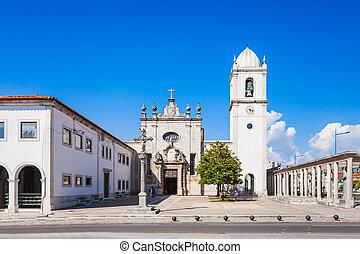 catedral,  aveiro