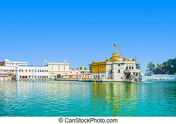 Durgiana Temple is a premier Hindu temple of Punjab in...