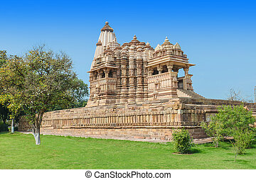 Khajuraho Temple - The Khajuraho Group of Monuments are a...