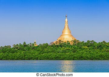 Global Vipassana Pagoda - The Global Vipassana Pagoda is a...