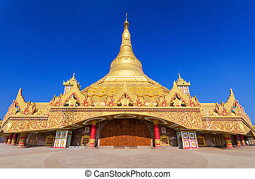 Global Vipassana Pagoda - The Global Vipassana Pagoda is a...