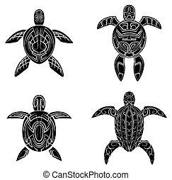 photos et images de tribal tatouage tortue 157 photographies et images libres de droits de. Black Bedroom Furniture Sets. Home Design Ideas