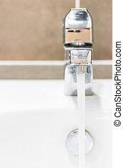 Faucet  Water