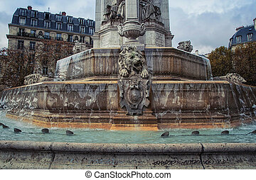 Fountain of Saint Sulpice