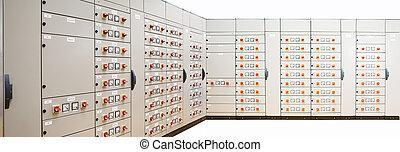 Motors control center - Direct current motors control center