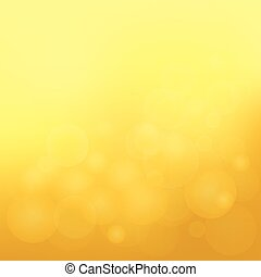 yellow blurred background - Illustration with abstract...