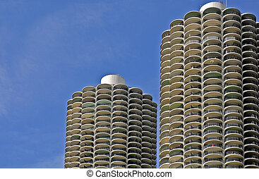 corn cob architecture in Chicago - Corn cob architecture for...