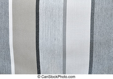 Gray cloth lining for web background