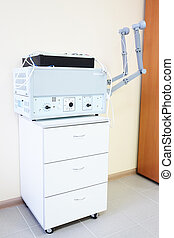 apparatus UHF-therapy - The physiotherapy apparatus in...