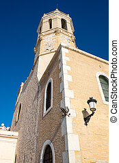 Church Sant Bartomeu i Santa Tecla - The church of Sant...