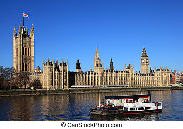 Houses Of Parliament - Big Ben and The Houses Of Parliament...