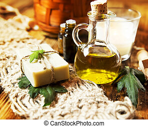 Olive Oil Spa Therapy