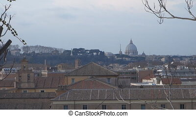 St. Peter dome - Saint Peter Dome seen from the aventine...