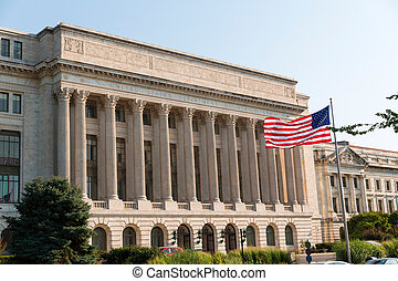 Department of Agriculture Washington DC USA - United States...