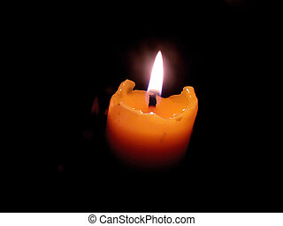 candle light - photo...