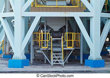 Heavy duty steel construction - Heavy duty steel structure...