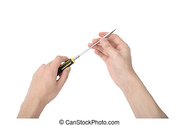 hand hold variable screwdriver - hand hold changeable...
