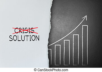 Cross crisis and find solution, Concept of Success