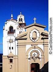 Basilica de Nuestra Senora de la Candelaria, Tenerife,...